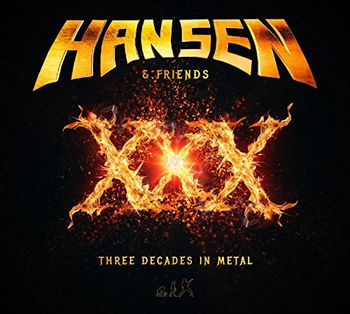 Kai Hansen Xxx Three Decades In Metal