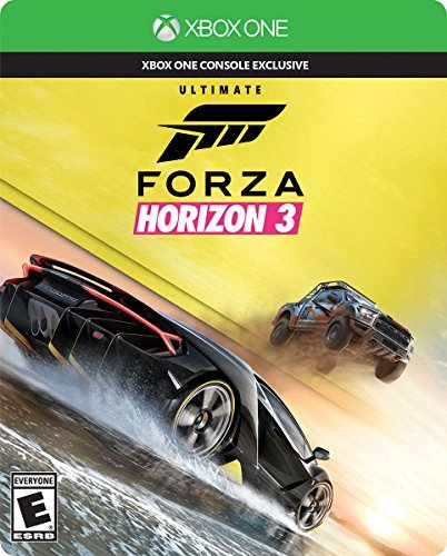Xbox One Forza Horizon 3 Ultimate Edition