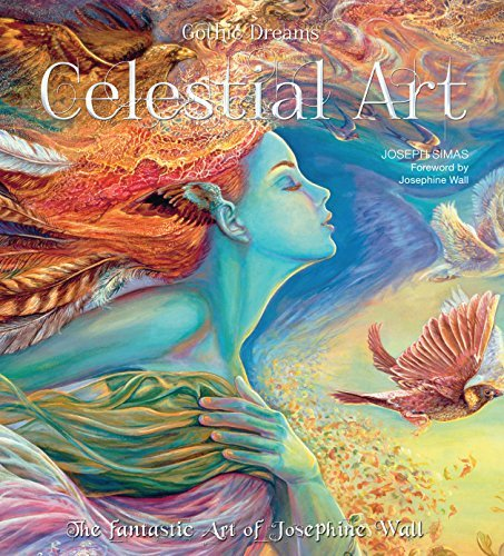 Josephine Wall Celestial Art The Fantastic Art Of Josephine Wall