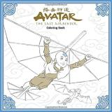 Nickelodeon Avatar The Last Airbender Coloring Book