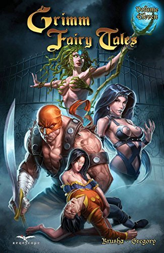 Joe Brusha Grimm Fairy Tales Volume 11