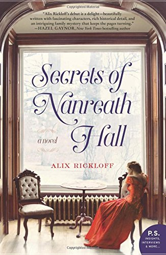 Alix Rickloff Secrets Of Nanreath Hall