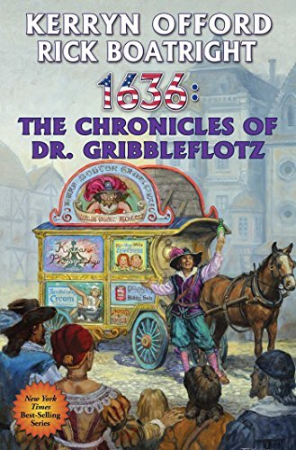 Kerryn Offord 1636 The Chronicles Of Dr. Gribbleflotz