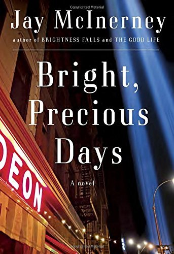 Jay Mcinerney Bright Precious Days