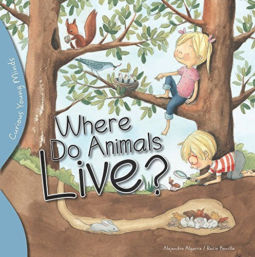 Alejandro Algarra Where Do Animals Live?