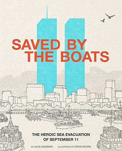 Julie Gassman Saved By The Boats The Heroic Sea Evacuation Of September 11