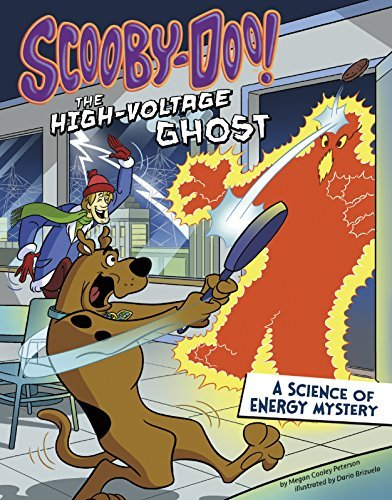 Megan Cooley Peterson Scooby Doo! A Science Of Energy Mystery The High Voltage Ghost
