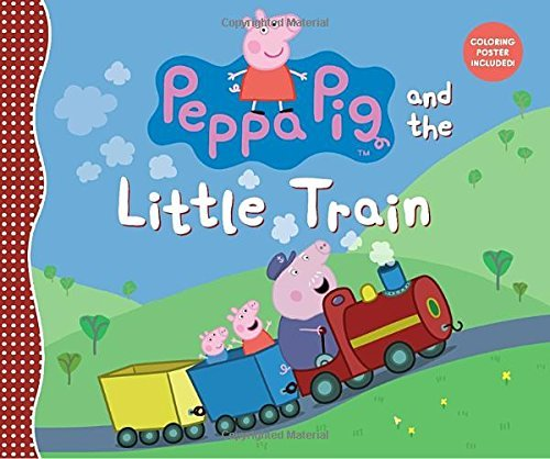 Candlewick Press Peppa Pig And The Little Train