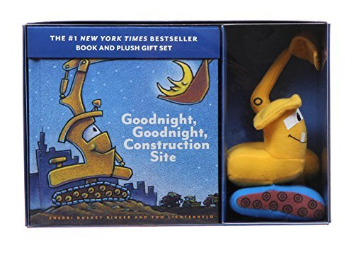 Sherri Duskey Rinker Goodnight Goodnight Construction Site Book And P