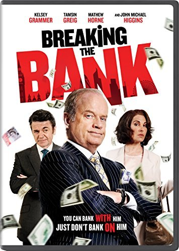 Breaking The Bank Grammer Greig DVD Nr