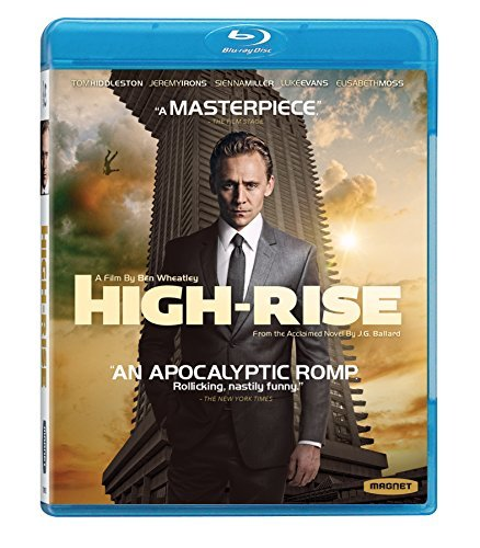 High Rise Hiddleston Irons Miller Blu Ray R