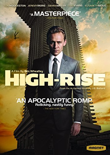 High Rise Hiddleston Irons Miller DVD R