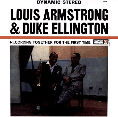 Armstrong Louis Ellington Du Together For The First Time