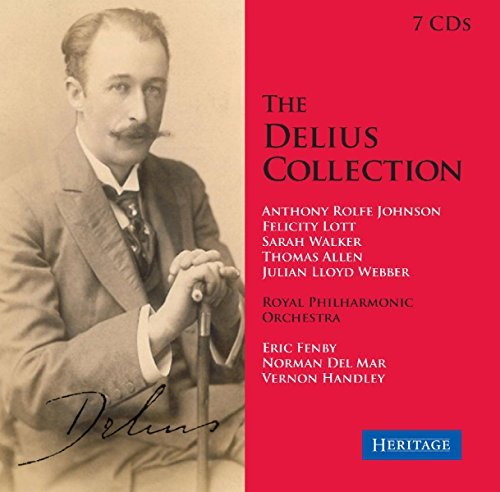 Walker Lott Webber Julian Delius Collection 7 CD