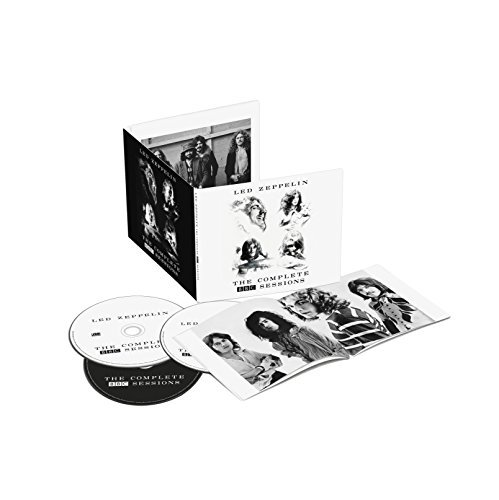 Led Zeppelin The Complete Bbc Sessions 3cd