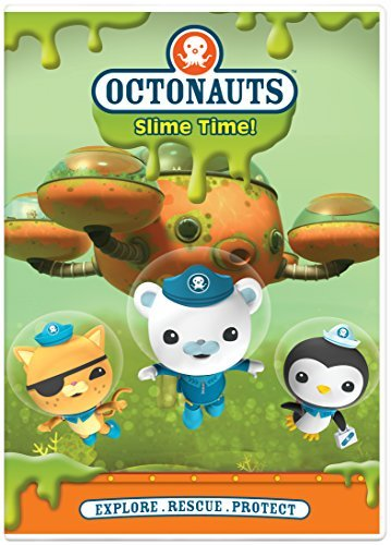Octonauts Slime Time DVD