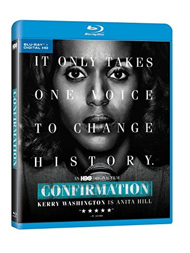 Confirmation Washington Pierce Kinnear Blu Ray Nr