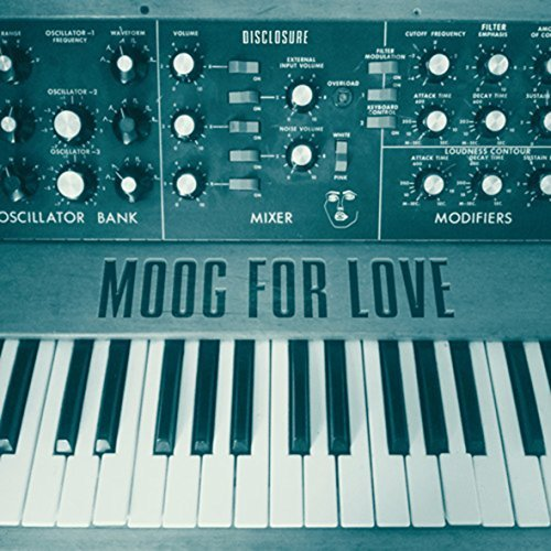 Disclosure Moog For Love (clear Vinyl)