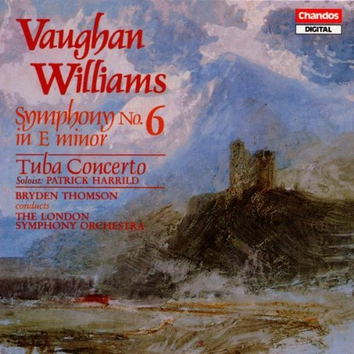 V. Williams Symphony No. 6 In E Minor