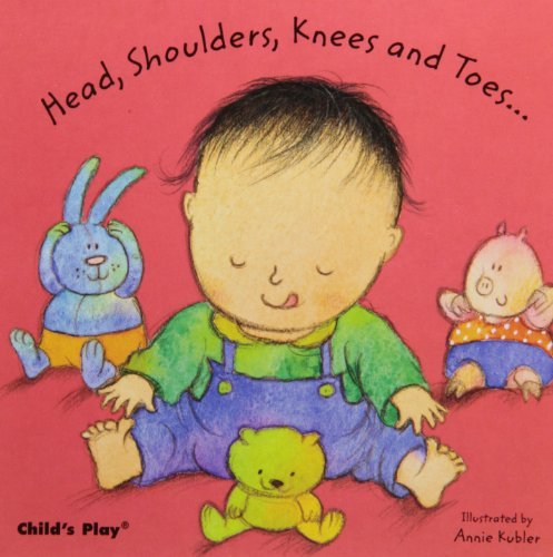 Annie Kubler Head Shoulders Knees & Toes...