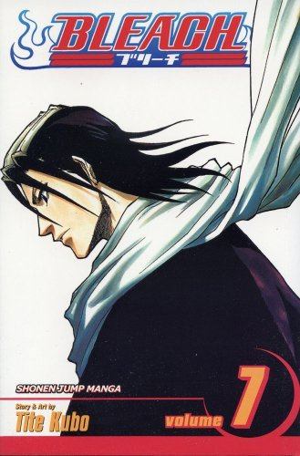 Tite Kubo Bleach Vol. 7