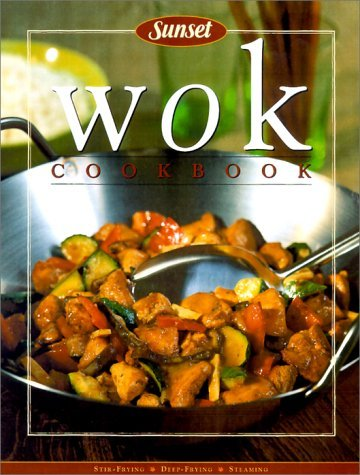 Oxmoor House Sunset Wok Cookbook