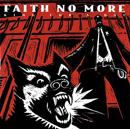 Faith No More King For A Day...Fool For A Lifetime 2lp 180 Gram Vinyl