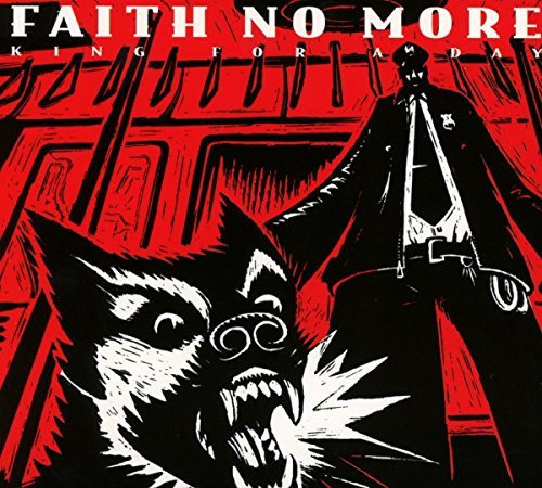 Faith No More King For A Day Fool For A Lif