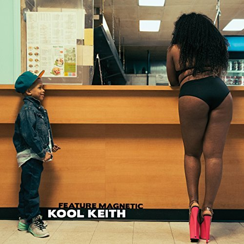 Kool Keith Feature Magnetic