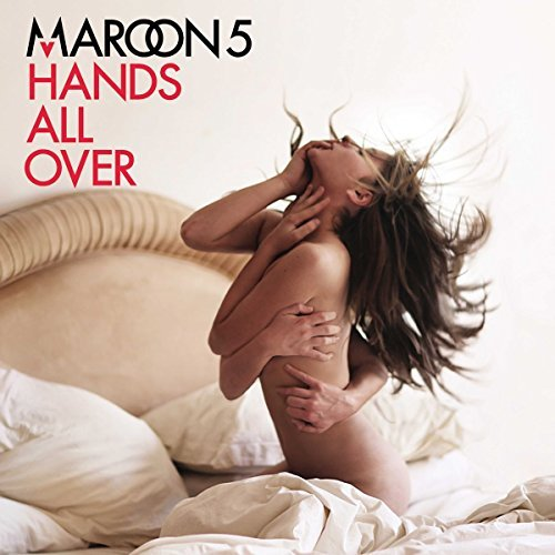 Maroon 5 Hands All Over