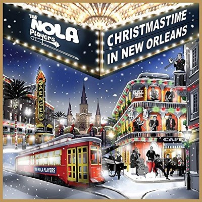Nola Players Christmastime In New Orleans