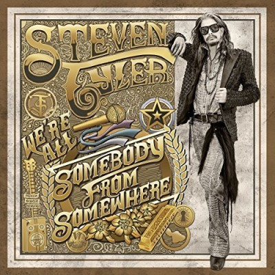 Tyler Steven We're All Somebody From Somewhere 2 Lp