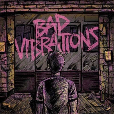 Day To Remember Bad Vibrations Includes Download Card