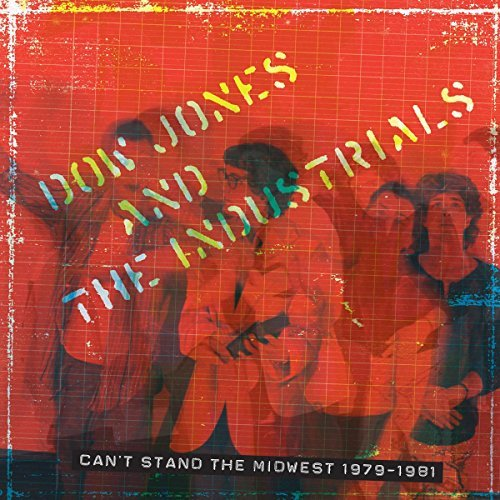 Dow Jones & The Industrials Can't Stand The Midwest 1979 1981 2xlp+dvd