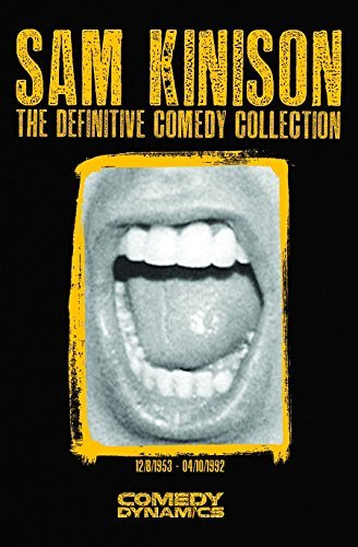 Sam Kinison Definitive Comedy Collection Limited Edition 7dvd+3cd Box Set Explicit