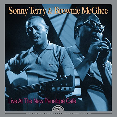Sonny Terry & Brownie Mcghee Live At The New Penelope Café