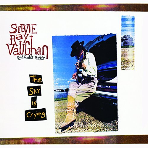 Stevie Ray Vaughan Sky Is Crying 200 Gram Vinyl Lp