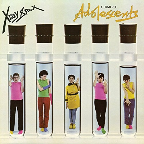 X Ray Spex Germfree Adolescents