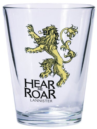 Game Of Thrones Shot Glass La Game Of Thrones Shot Glass La