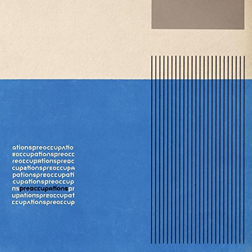 Preoccupations Preoccupations (color Vinyl) Indie Exclusive