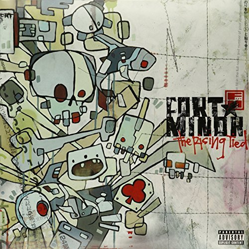 Fort Minor The Rising Tied (explicit)(2lp Explicit