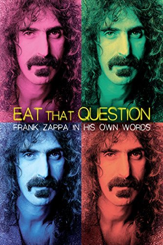 Frank Zappa Eat That Question Eat That Question DVD Nr