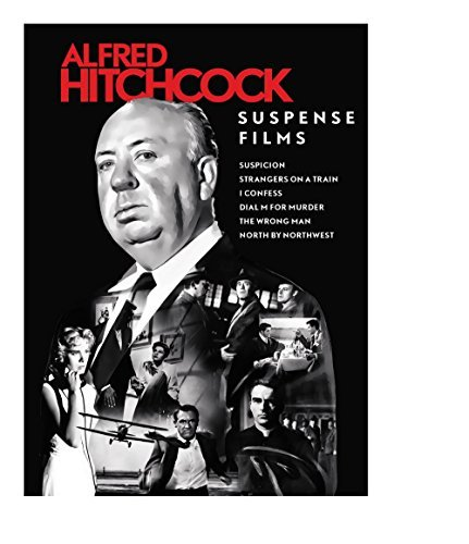 Alfred Hitchcock Suspense Films DVD