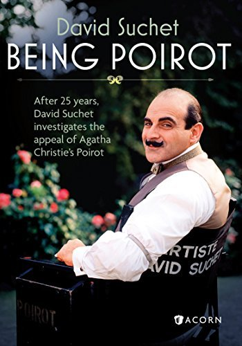 Poirot Being Poirot DVD
