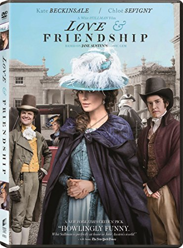 Love & Friendship Beckinsale Sevigny Samuel DVD Pg