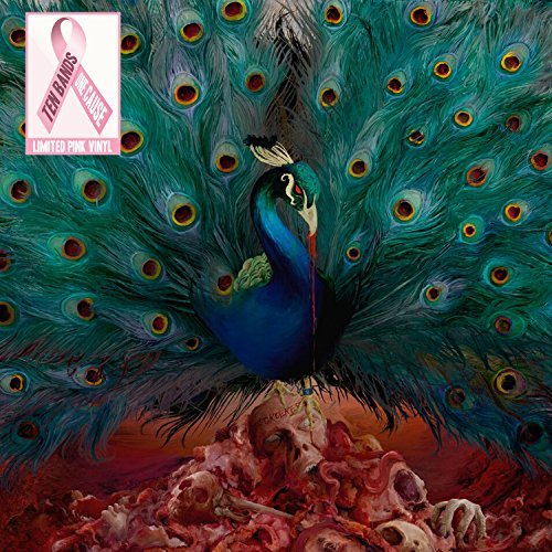 Opeth Sorceress (pink Vinyl) Ten Bands One Cause