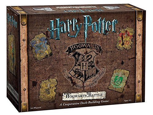 Card Game Harry Potter Hogwarts Battle Card Game Ages 11+