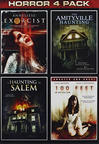 Anneliese Excorcist Amityvill Asylum Horror 4 Pack Nr 2 DVD