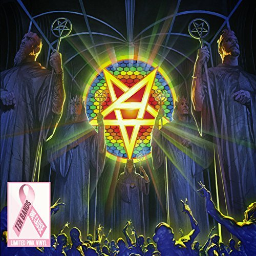 Anthrax For All Kings (pink Vinyl) Ten Bands One Cause
