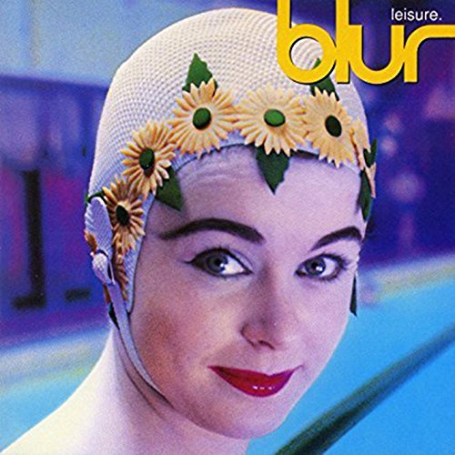 Blur Leisure (blue Vinyl) Import Gbr 180 Gram Blue Vinyl W Digital Download